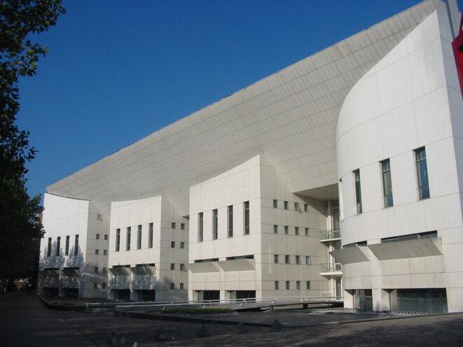 Le Conservatoire national supérieur de musique et de danse de Paris. © Wikipédia / CC BY-SA 3.0
