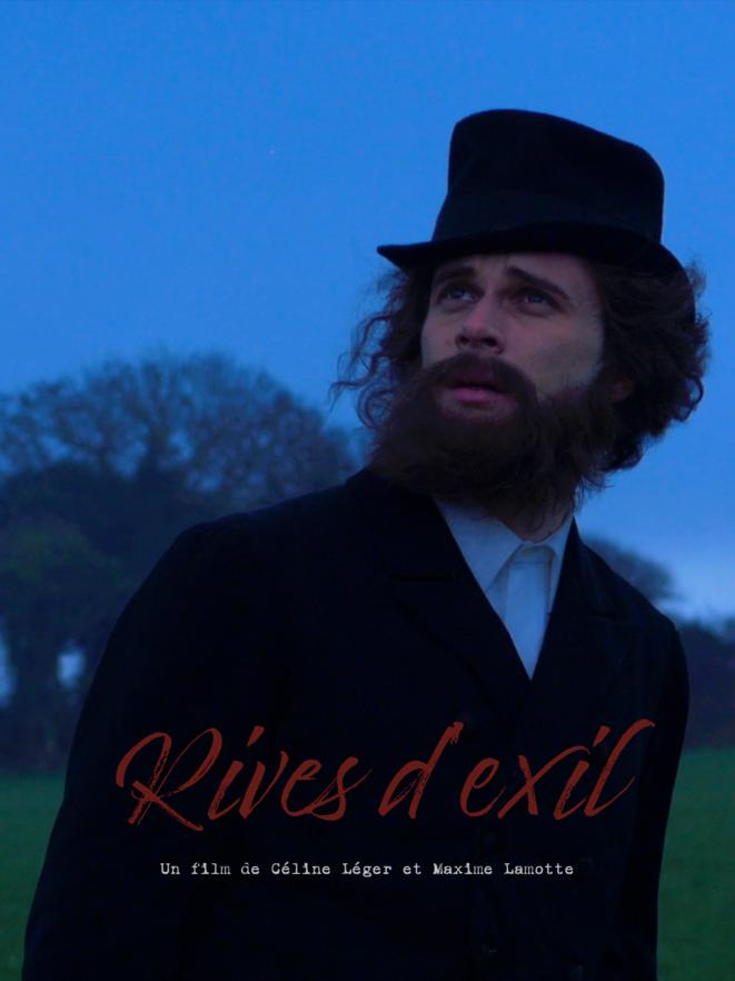 Affiche du film Rives d'Exil