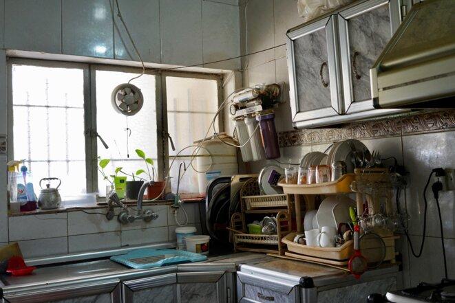 Au péril de leur vie, des féministes irakiennes se battent contre les dogmes qui veulent assigner les femmes dans les foyers et les cuisines. © Rachida El Azzouzi