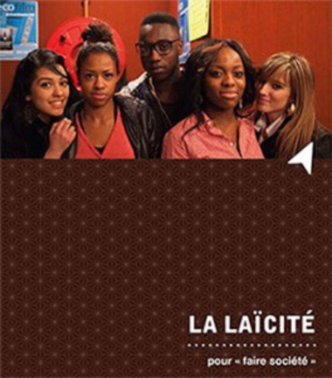 La laïcité pour faire société. Une brochure de 2012.