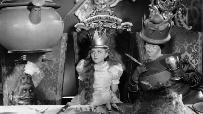 """""""Alice au Pays des Merveilles"""" (Alice in Wonderland) de Norman Z. McLeod © Elephant Films"""