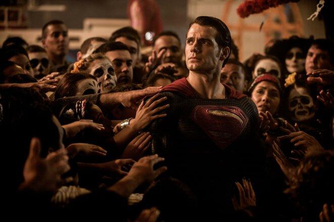 """""""Batman v Superman : L'aube de la justice"""" de Zack Snyder © Warner Bros."""