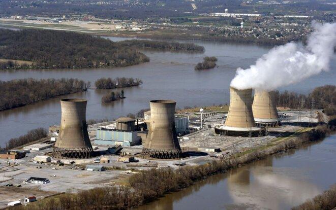 La centrale nucléaire de Three Miles Island