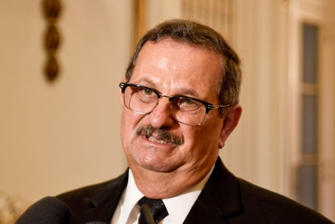 Le président du TJPE, le juge de 2e instance Fernando Cerqueira Norberto dos Santos. © José Britto / Folha de Pernambuco