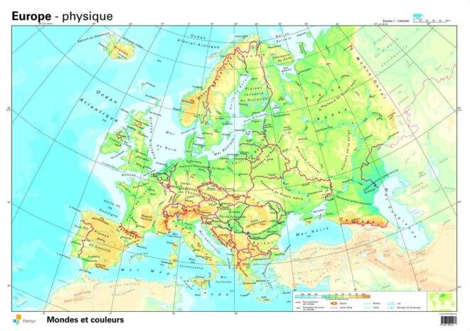 La grande Europe.