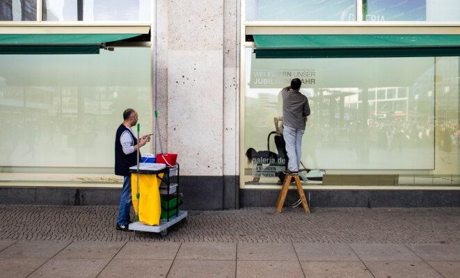 Job à la con ? Ca dépend du point de vue. © Sascha Kohlmann
