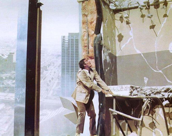 """""""Tremblement de terre"""" (Earthquake) réalisé par Mark Robson © BQHL"""