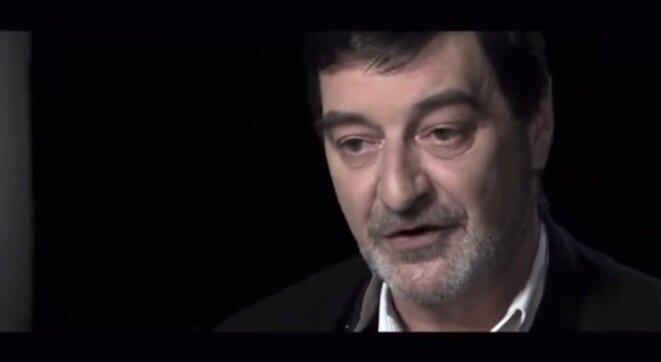 Joseph Tual, dans un documentaire de France 3 consacré en 2015 à l'affaire Ben Barka. © Capture d'écran / compte Youtube de Joseph Tual