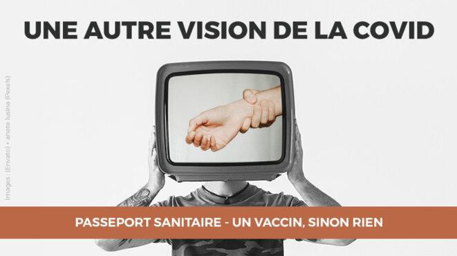 Passeport sanitaire - Un vaccin sinon rien