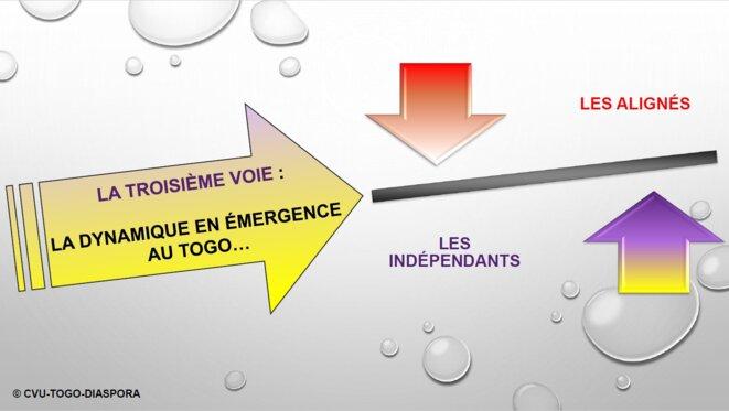 Un projet de société commun au service du peuple togolais : pour une conférence inclusive du peuple togolais indépendant !