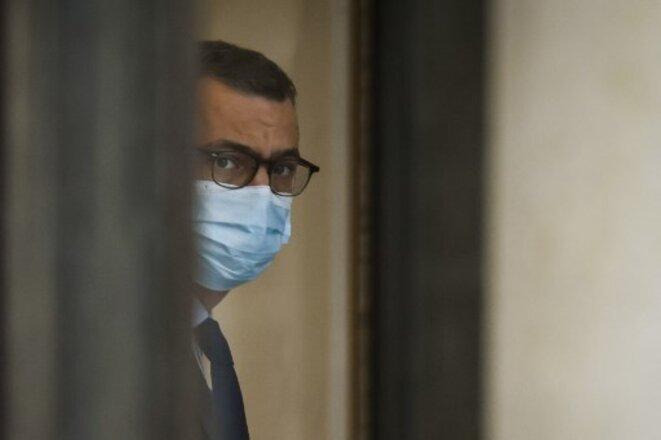 Le secrétaire géénral de l'Elysée, Alexis Kohler © Ludovic Marin / AFP
