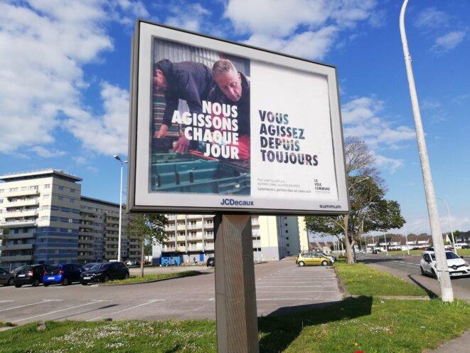 Campagne La Voix commune des aidants des personnes exilées de Calais
