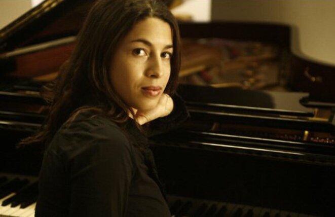la pianiste Célimène Daudet © Éric Boudet