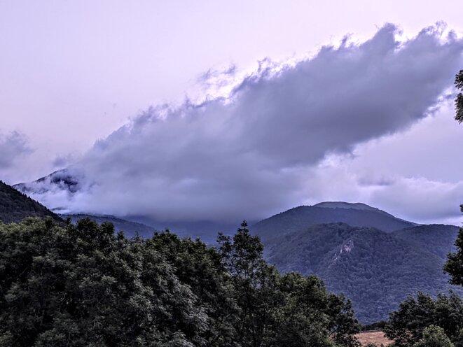 les Pyrénées, juin 2021 © Mustapha Kharmoudi