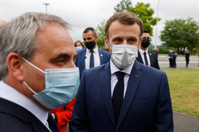 © Ludovic Marin/Pool/AFP