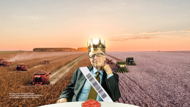 Gates : le nouveau roi du système alimentaire mondial ? © Image : A Growing Culture