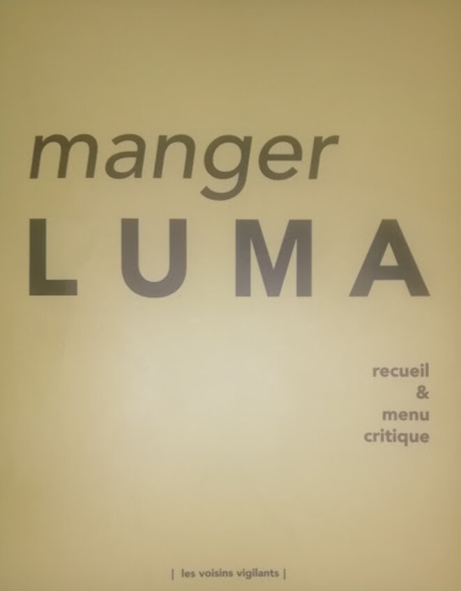 Revue manger LUMA