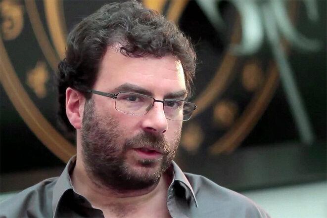 Stéphane Marsan dans une vidéo de 2012. © Capture d'écran YouTube