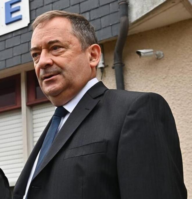 Le préfet d'Ille-et-Vilaine, Emmanuel Berthier, le 19 juin 2021. © DR