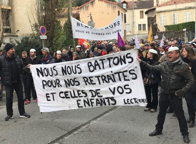 Gers, Occitanie, 24 janvier 2020 [Photo YF]