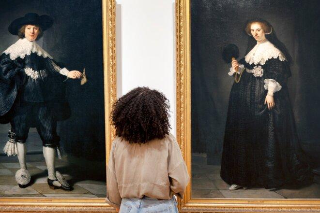 Rembrandt, 1634 © Rijksmuseum.