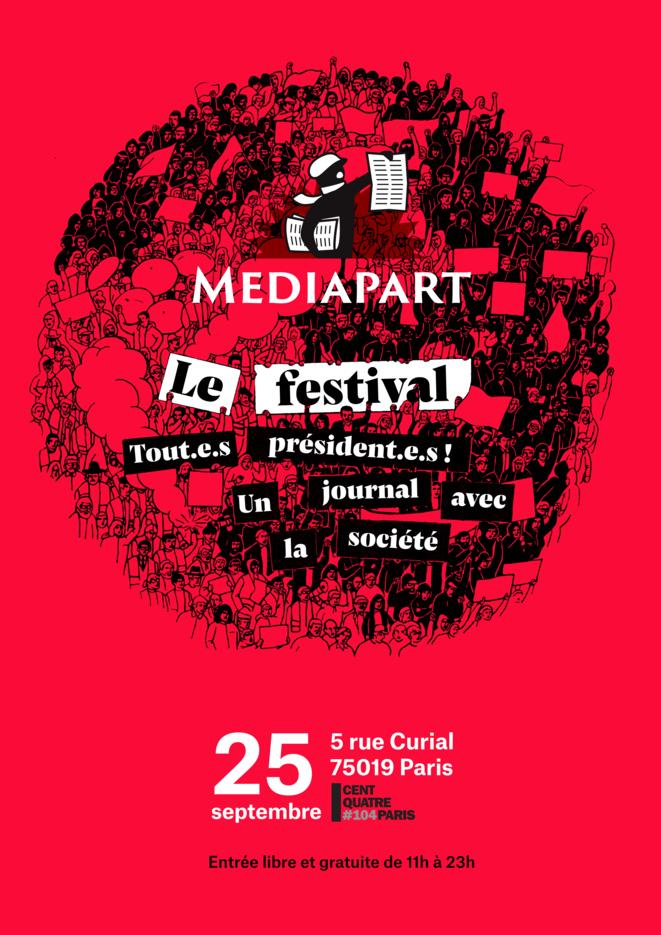 Mediapart, le festival - 2021