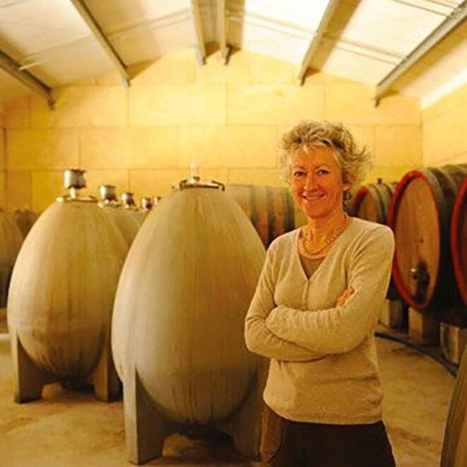 Dominique Hauvette à Saint-Rémy de Provence, élue Meilleure vigneronne de France en 2020 s'est vue retirer l'agrément par l'INAO d'une de ses cuvées vedettes, Roucas 2017.