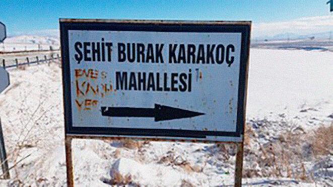 Le village d'origine de Fethullah Gülen, Korucuk, a choisi de changer de nom et d'adopter celui d'un soldat mort au combat pour ne plus être associé au prédicateur. © Photo DR.