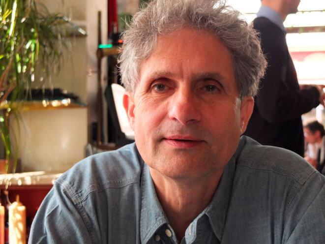 Philippe Aigrain en 2009. © Photo Jérémie Zimmermann