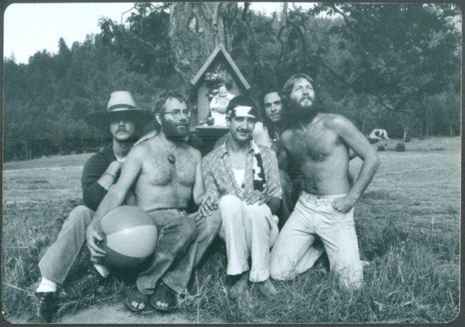 Une communauté rurale gay américaine, durant les années 1970. © XJ ELIOTT