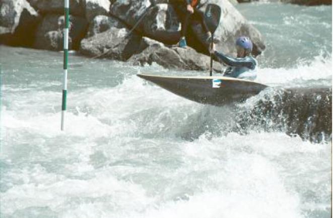 Samuel Hernanz aux Championnats de France en 2003 © HPSN
