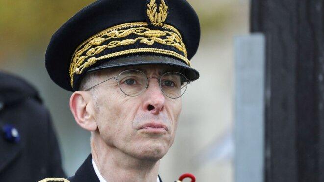 Le préfet de police de Paris Didier Lallement © AFP - Ludovic Marin