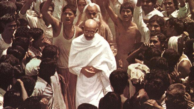 """Gandhi"" de Richard Attenborough © Sony Pictures"