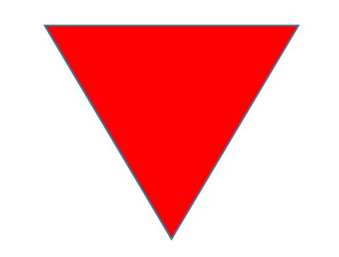 triangle-rouge