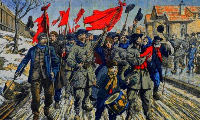 la-greve-des-mineurs-du-pas-de-calais-1906