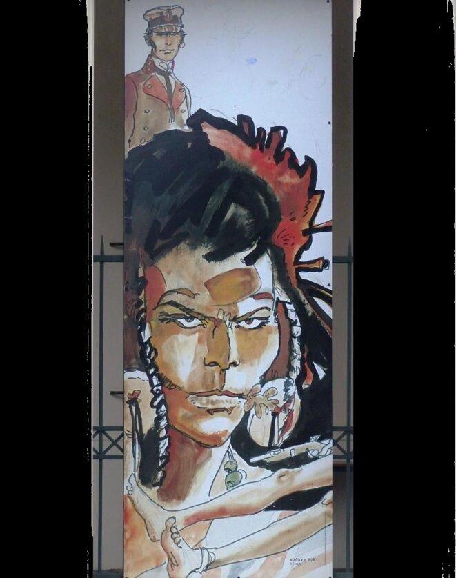Exposition : Hugo Pratt au DIDAM à Bayonne