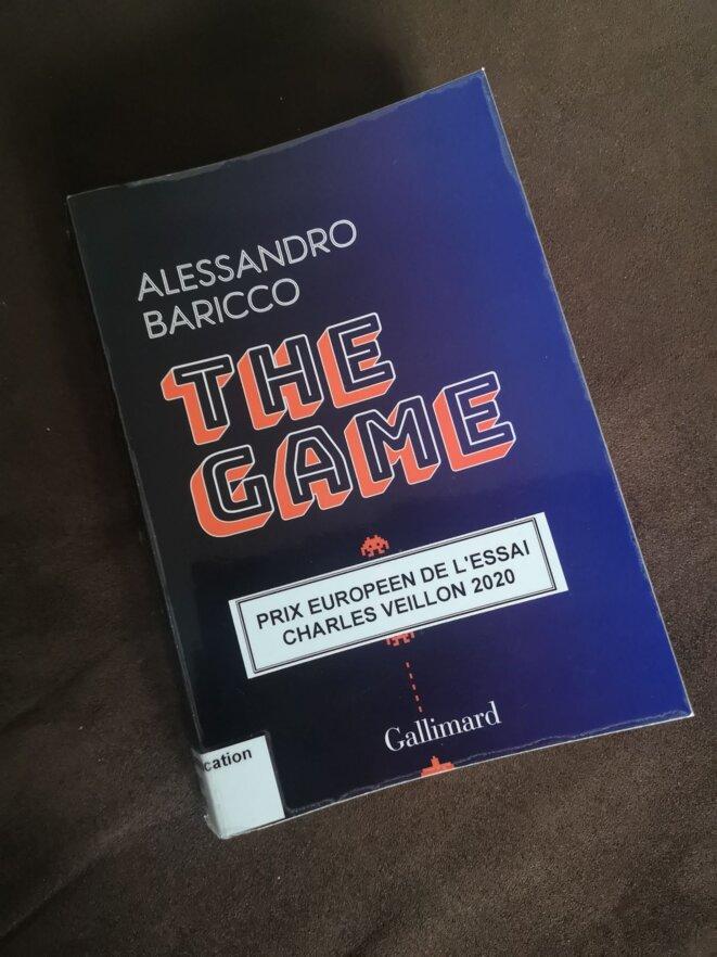 Couverture livre The Game © Le Petit Bretteur
