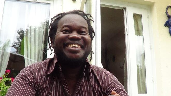 Thierno Dia, universitaire et journaliste, responsable du site web Africiné Animateur du pacours d'éducation populaire de 2014 sur les cultures noires.