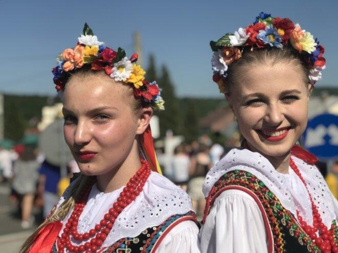Groupe polonais Chanson du solstice d'été 2018