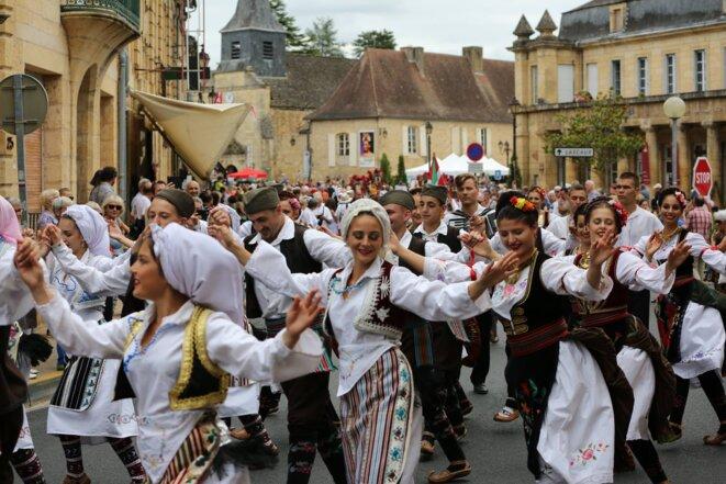 Dans les rues de Montignac 2017