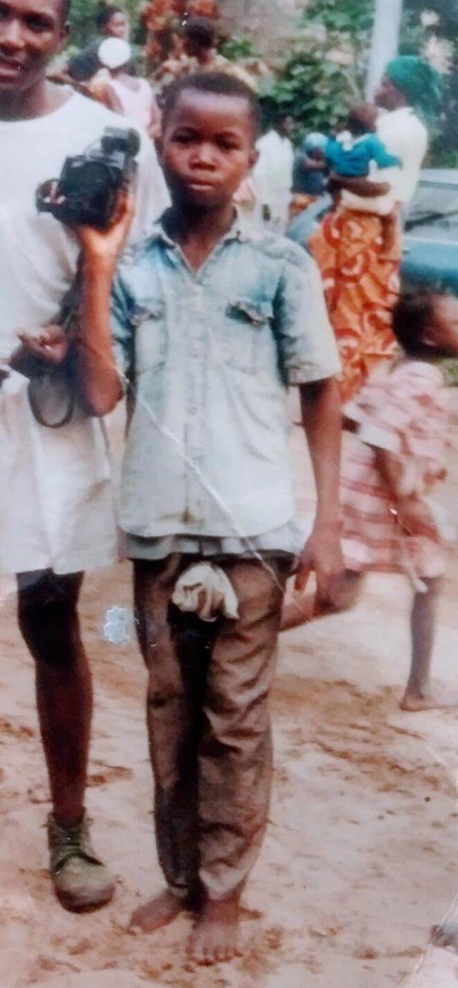 Etats-Unis: Papy Vuvu Mulongo Du Kongo-Central, mon nom