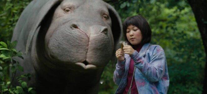 """Okja"" de Bong Joon Ho © Netflix"