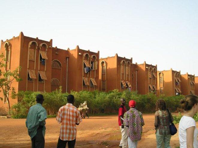 L'université Joseph Ki-Zerbo de Ouagadougou