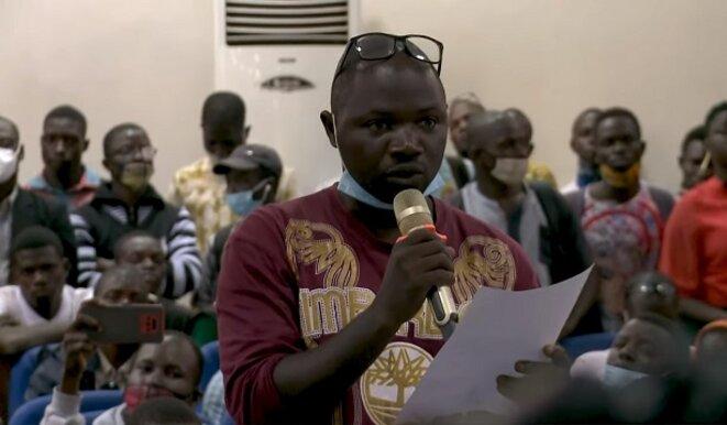 Mati interroge Jean-Luc Mélenchon : « comment pensez-vous promouvoir une francophonie universelle en Afrique ? »