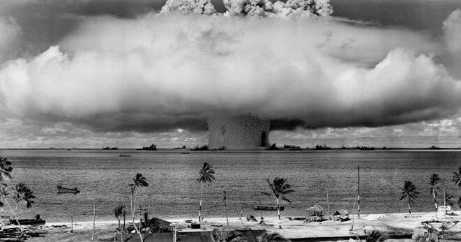 Essais nucléaires © Image par WikiImages de Pixabay