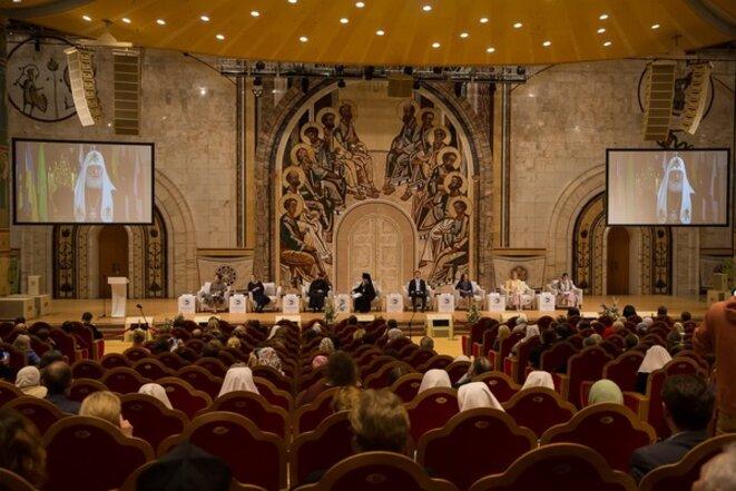 Xe congrès de l'Église orthodoxe russe sur les services sociaux © diaconia.ru