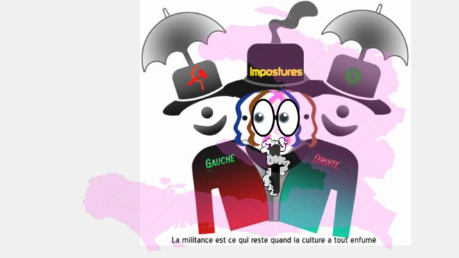 Impostures Culturo-Militantes © Erno Renoncourt