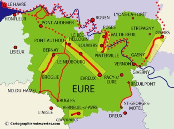 Normandie : une région qui aime les colombages