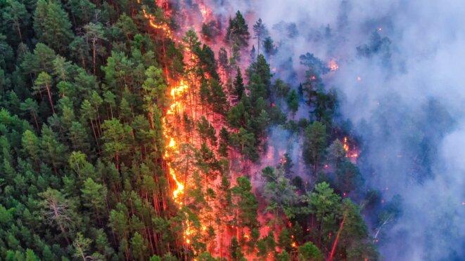 le-sud-de-leurope-incendies