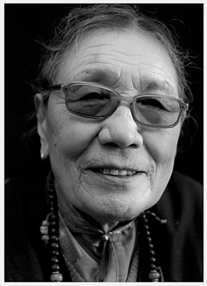 © Tibet Oral History Project, 2014